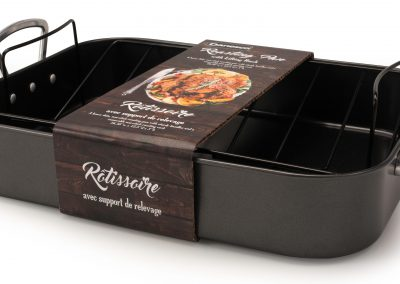 Roasting Pan Packaging