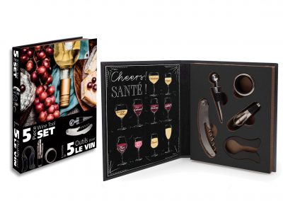 Wine Tool Set Packaging