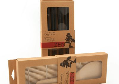 Zen Cuizine Packaging